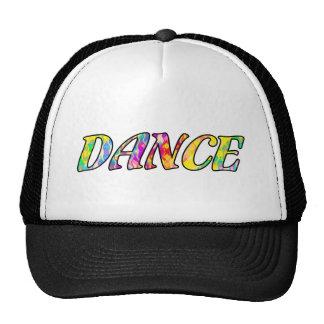 Dance in Bright Prismatic Rainbow Colors Cap