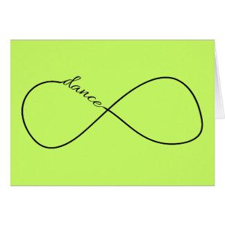 Dance Infinity Card