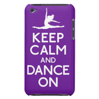 Dance Ipod touch 4th generation case Barely There iPod Case