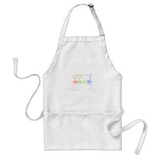 Dance is life standard apron