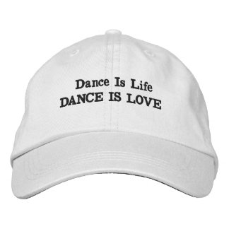 Dance Is Love Hat