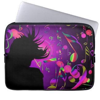 dance laptop sleeve