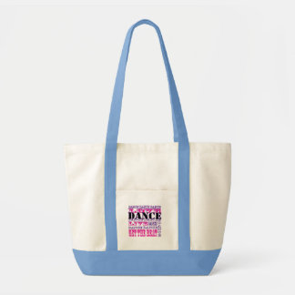 Dance Love Live Get The Beat Girls Apparel Canvas Bags
