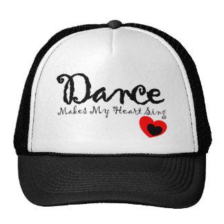 Dance Makes My Heart Sing Trucker Hat