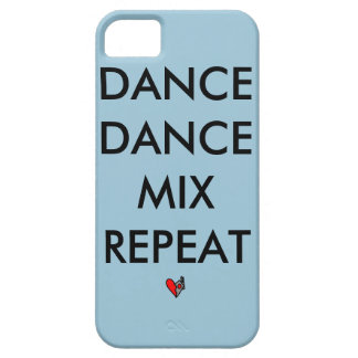 Dance mix phone iPhone 5 covers