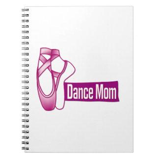 Dance Mom Notebooks