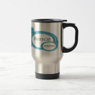 Dance Mom Swirl Travel Mug