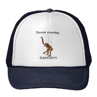 Dance monkey dance hat