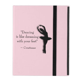 Dance Motivational iPad Case