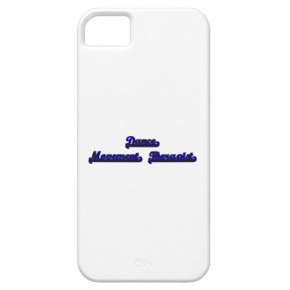 Dance Movement Therapist Classic Job Design Barely There iPhone 5 Case