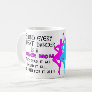 Dance Mum Coffee Mug