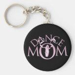 Dance Mum Keychain
