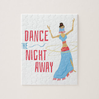 Dance Night Away Jigsaw Puzzle