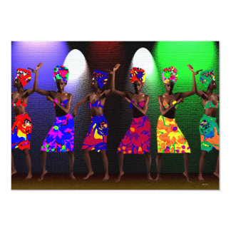 Dance of Sisterhood Card