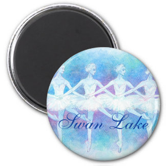 Dance of the Baby Swans Magnet