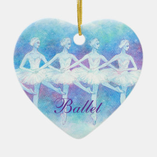 Dance of the Baby Swans Ornament (customisable)