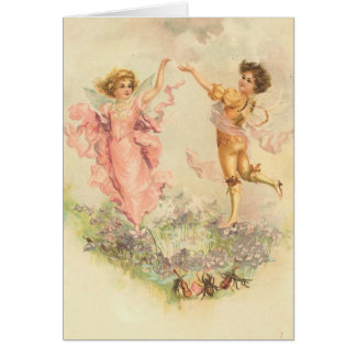 Dance of the Fairies Card