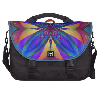 Dance of the Firefly Laptop Bags