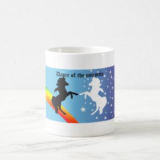 Dance of the unicorns, Dance of the unicorns Basic White Mug