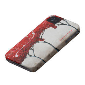 Dance on the Wind iPhone 4 Case-Mate Case