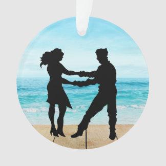 Dance Ornament - Beach Shag Dancing