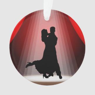 Dance Ornament - Competition Ballroom Dancing