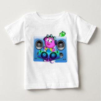 Dance Party Dance ~Planet Peek-A-Boo Baby T-Shirt