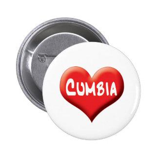 Dance  Passion! 6 Cm Round Badge