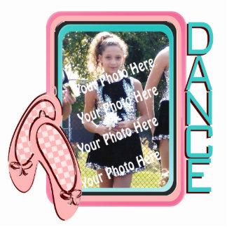 Dance Photo Frame Standing Photo Sculpture