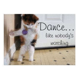 Dance! Posters