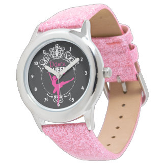 Dance Queen Ballet Dancing Theme Cute Watch