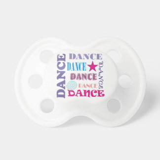 Dance Repeating Pacifiers