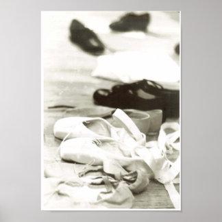 Dance Shoes Print
