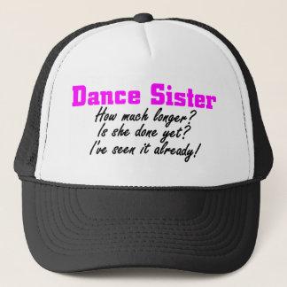 Dance Sister Trucker Hat