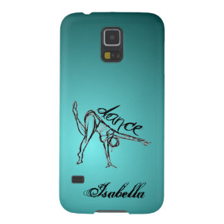 Dance Sketch Case For Galaxy S5