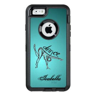 Dance Sketch OtterBox iPhone 6/6s Case