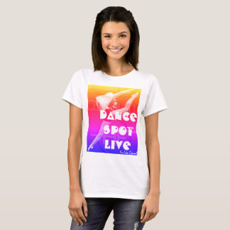 Dance Spot Live YouTube Tee