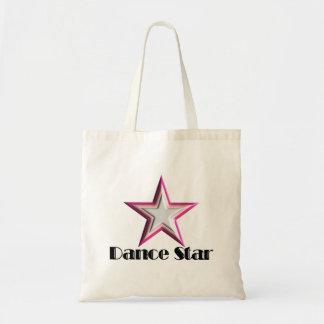 Dance Star Budget Tote Bag