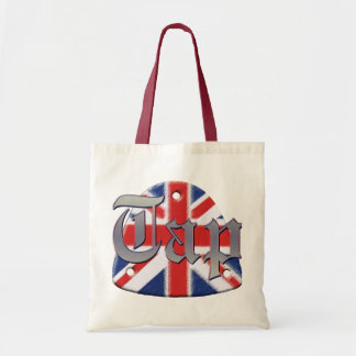 Dance T-shirts | Gifts for Tap Dancers in the U.K. Tote Bag