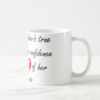 Dance Teacher - Building Confidence Basic White Mug