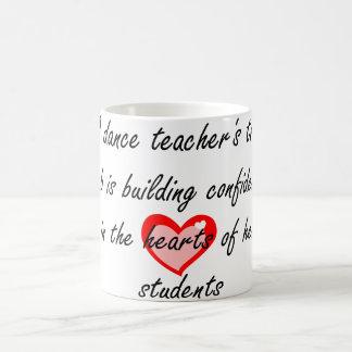 Dance Teacher - Building Confidence Coffee Mug