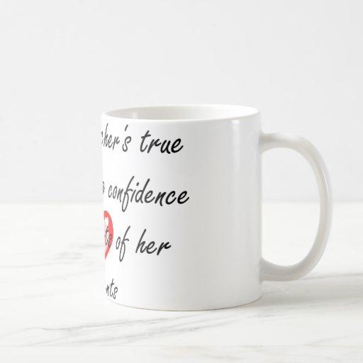 Dance Teacher - Building Confidence Coffee Mugs