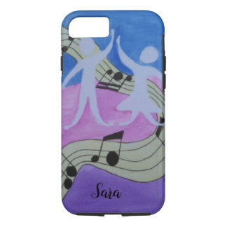 Dance to the Music iPhone 8/7 Case