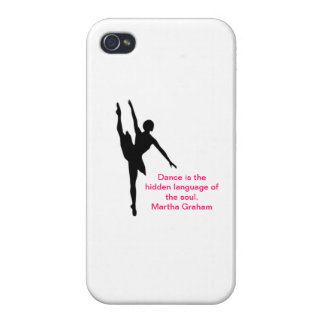 dance to your happy hearts iPhone 4 case