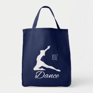 DANCE tote bags