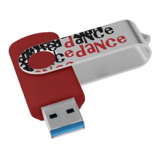 Dance USB Swivel Stick by DAL USB Flash Drive