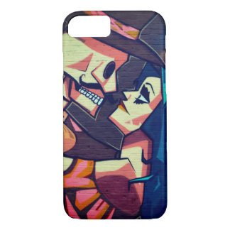 Dance with Death Graffiti iPhone 8/7 Case