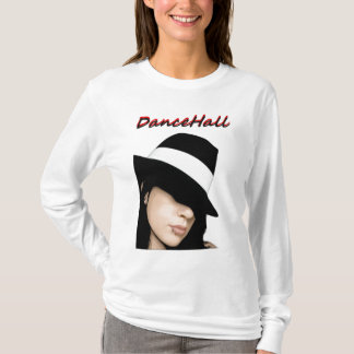 Dancehall-Ladies Hoody Long Sleeve