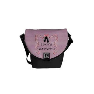 Dancelover Commuter Bags