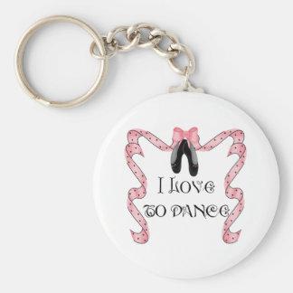 Dancelover Key Ring